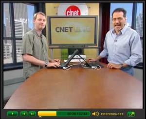 CNET Live 8/2/2007