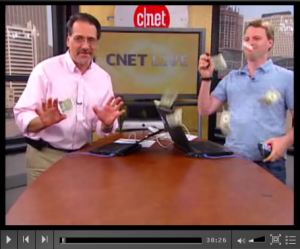 CNET Live 9/6/2007