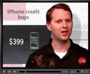 CNET Top 5 iPhone Credit Buys