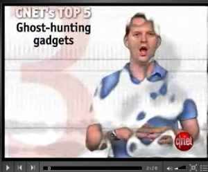 Top 5 Ghost-hunting Gadgets
