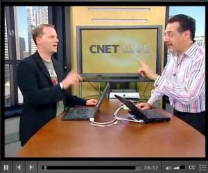 Hammer on CNET Live