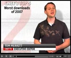 Top 5 Worst Downloads of 2007