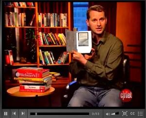 Tom Merritt and the Amazon Kindle