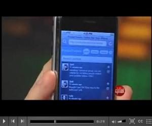 iPhone Scroll