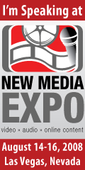New Media Expo image
