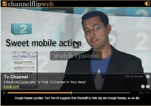 Channel Flip Web host iYaz