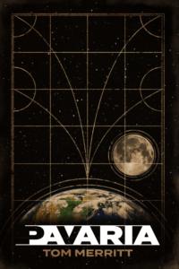 Pavaria by Tom Merritt Book Cover