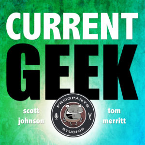 Artwork for the Current Geek podcast
