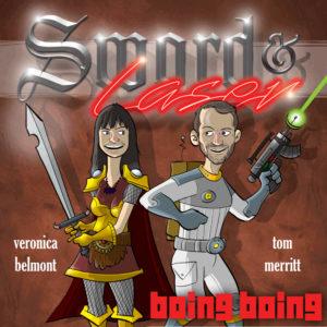 Album art for the Sword & Laser podcast