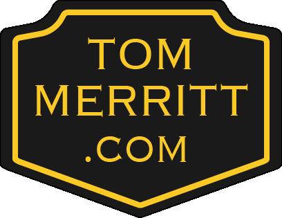 Tom Merritt Logo