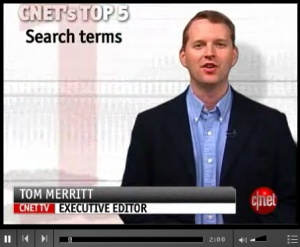 Top 5 Search Terms