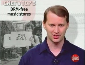 Top 5 DRM-free music stores