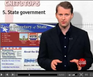 Top 5 Election resources