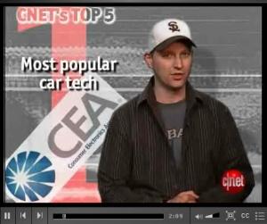 Top 5 Most Popular Car Tech