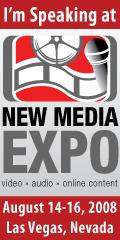 New Media Expo image