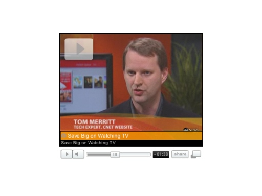 Tom Merritt on Good Morning America