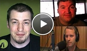 Randall Bennett, Jason Snell and Tom Merritt on TechVi