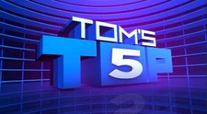 Tom's Top 5 logo