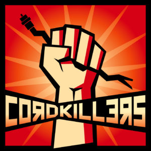 Album artwork for the Cordkillers Podcast